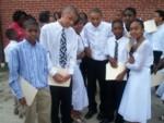 Terrell Graduation 8th grade 2007 008