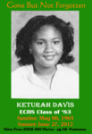 Keturah Davis 1980 Clarion fr ECHS Class 83 GBNF