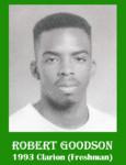 Robert Goodson 1993 ECHS Clarion fresman