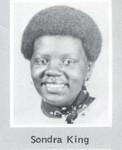 Sondra King 1975 ECHS Class Of 77