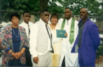 Graduation Robert O Goodson  Family Shot Col SC 19xx ECHS